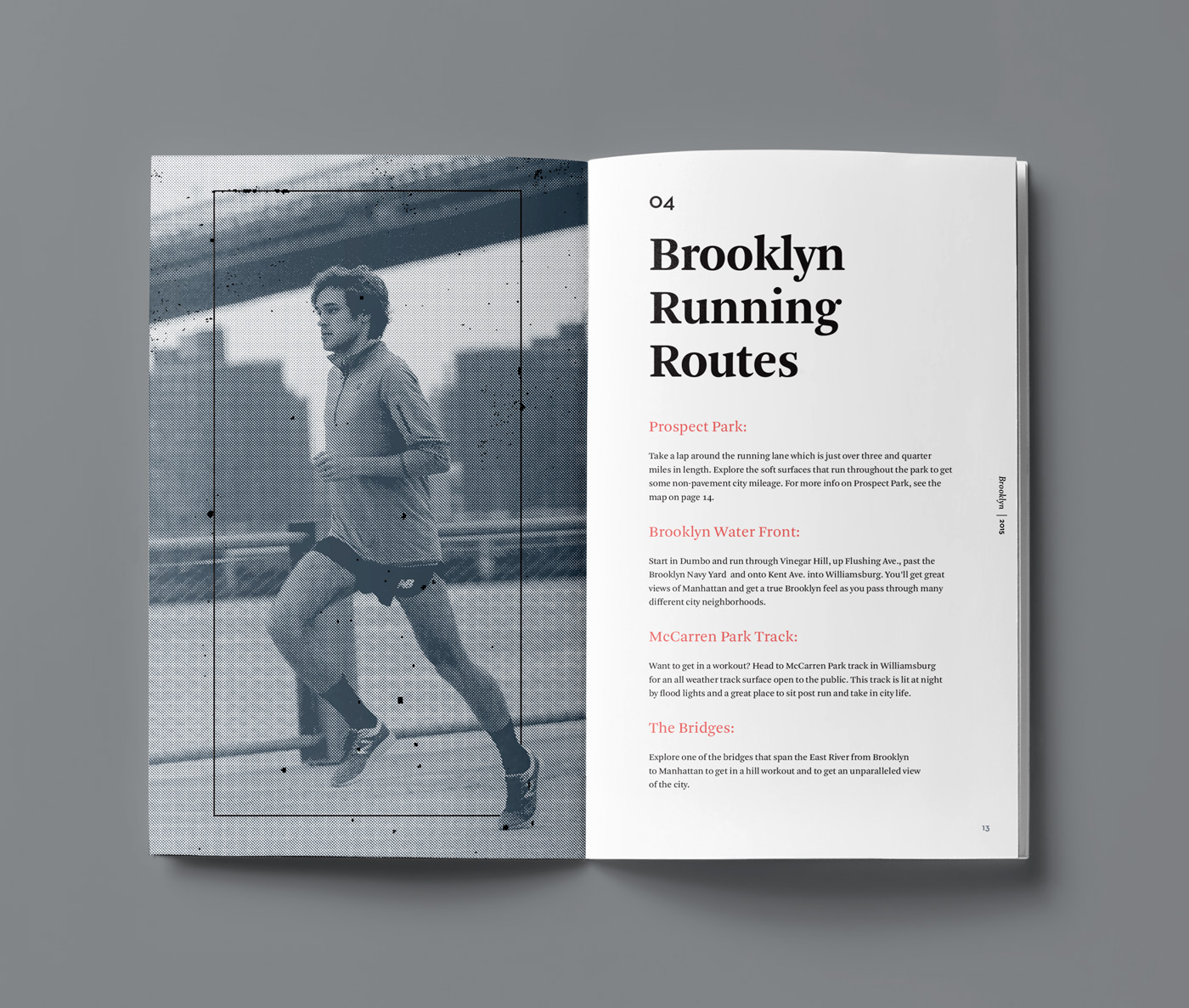 New Balance - Brooklyn Marathon Running Guide - The Heads of State