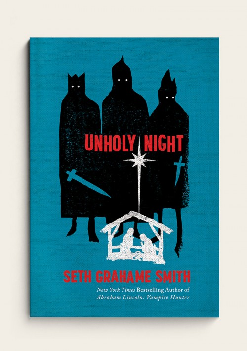Unholy Night Book Cover - The Heads of State