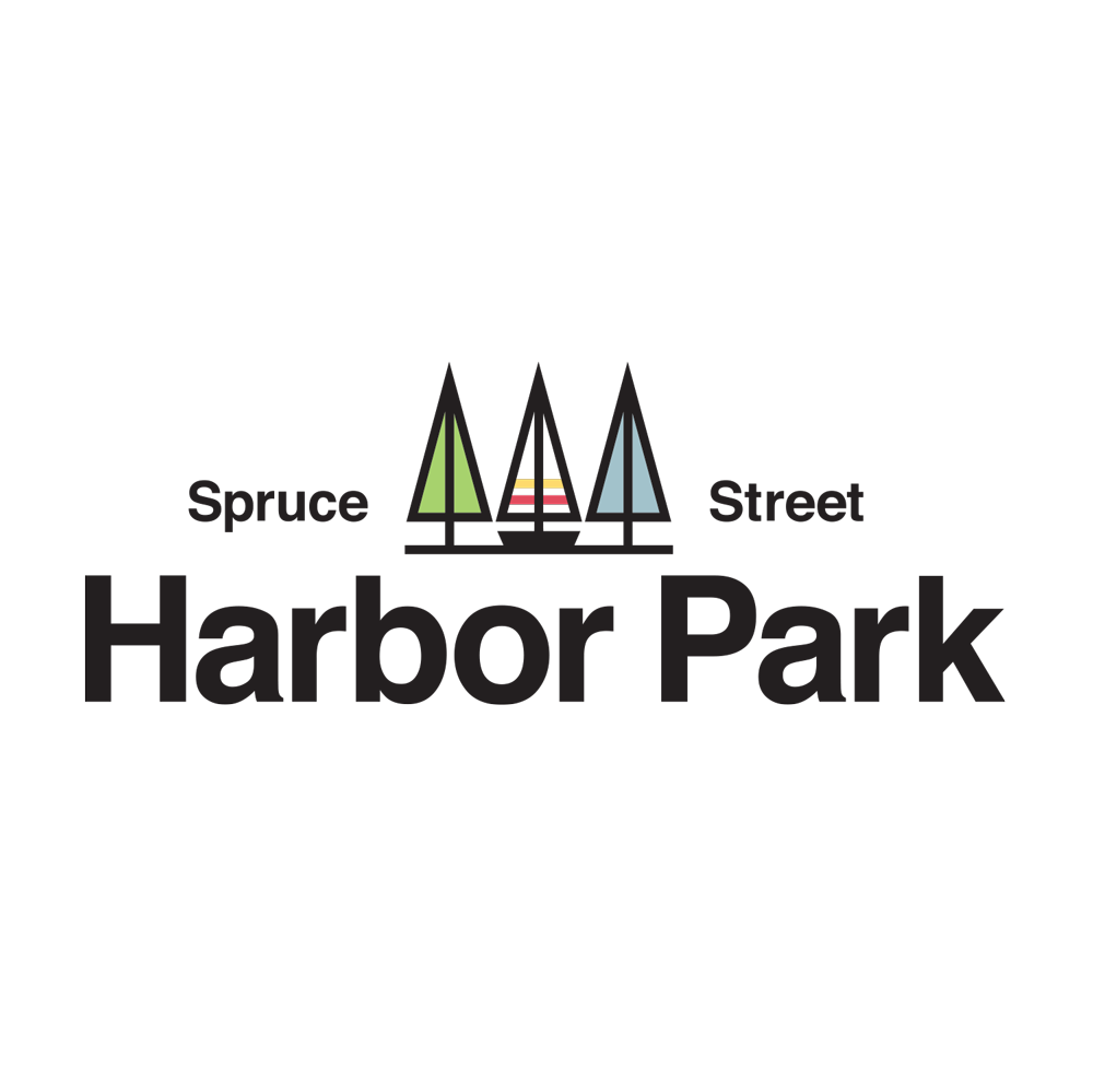 Spruce Street Harbor Park Branding - The Heads of State