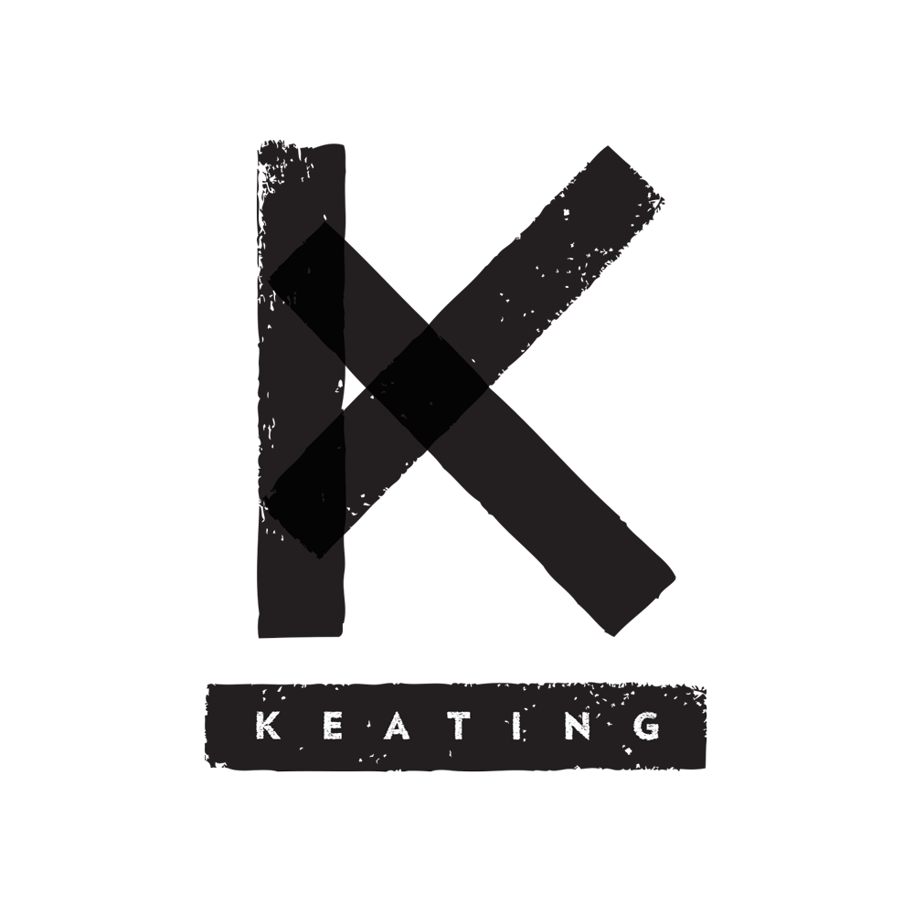 Keating Woodworks Branding - The Heads of State