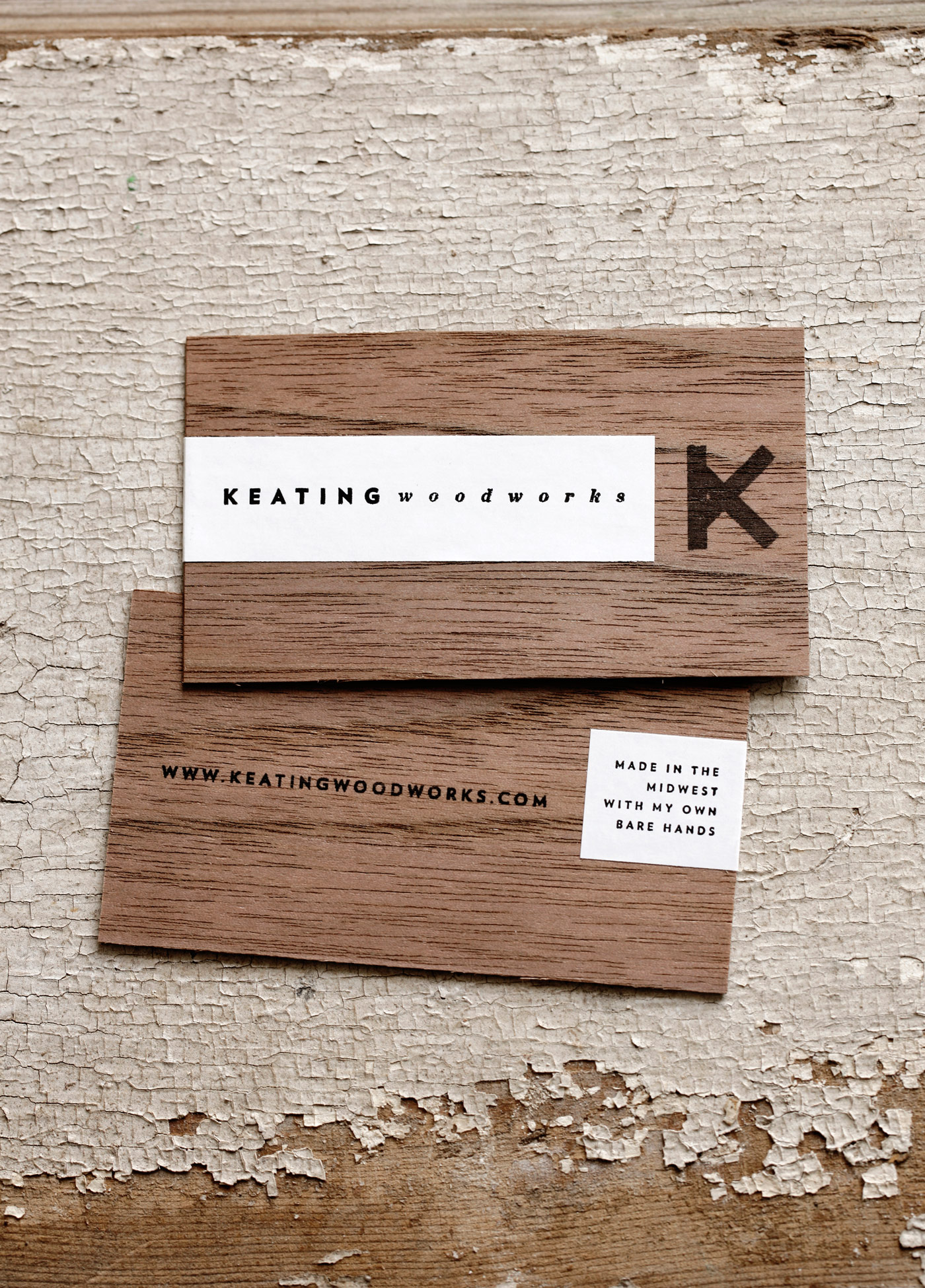 Keating Woodworks - The Heads of State