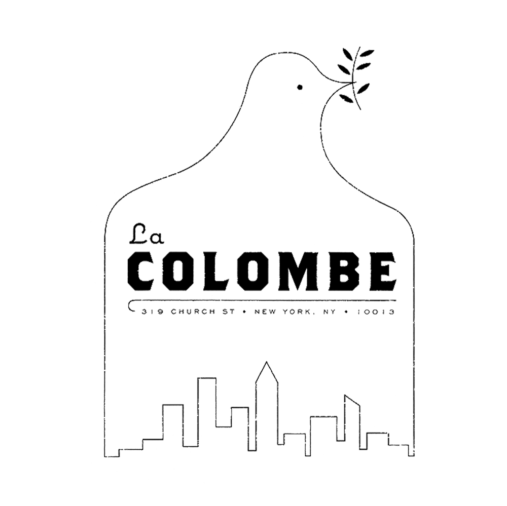La Colombe Branding - The Heads of State