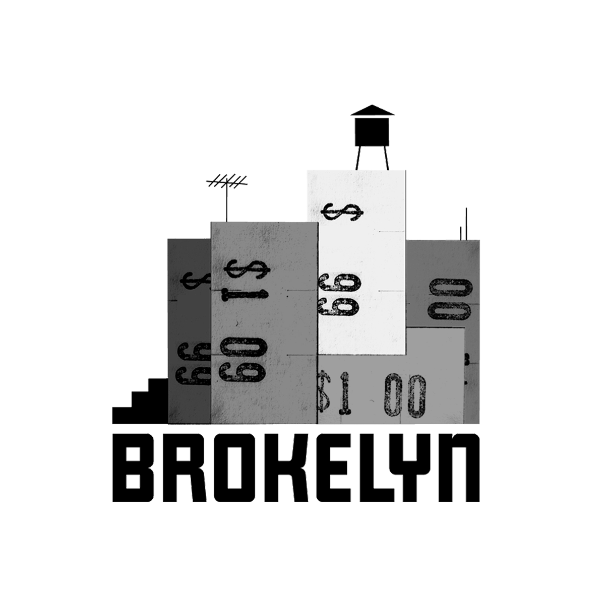 Brokelyn Logo - The Heads of State