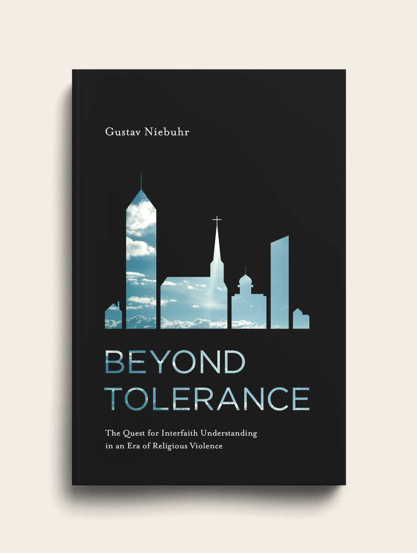 Gustav Niebuhr - Beyond Tolerance Book Cover - The Heads of State