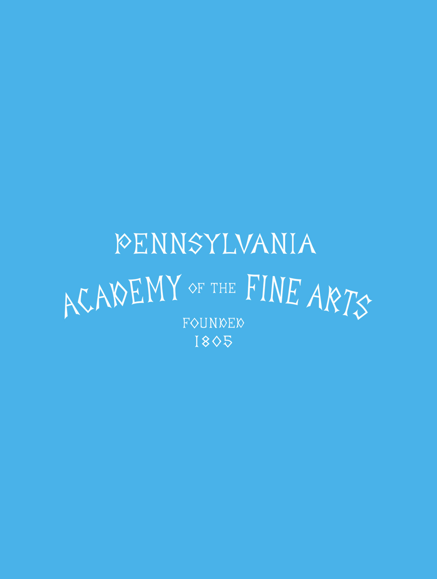 Pennsylvania Academy of the Fine Arts Logo - The Heads of State