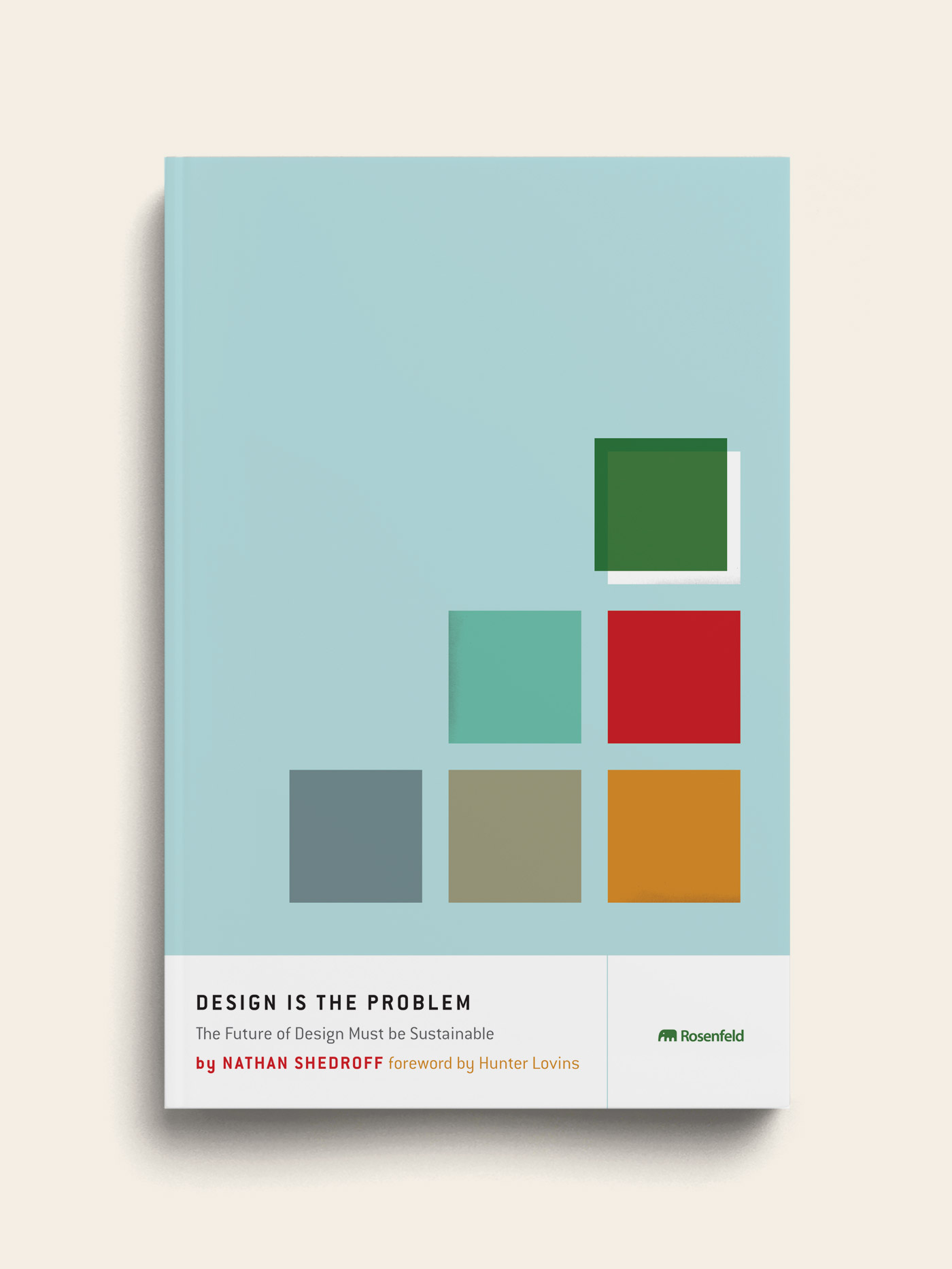 Design Problem - Rosenfeld Media Book Cover Series - The Heads of State