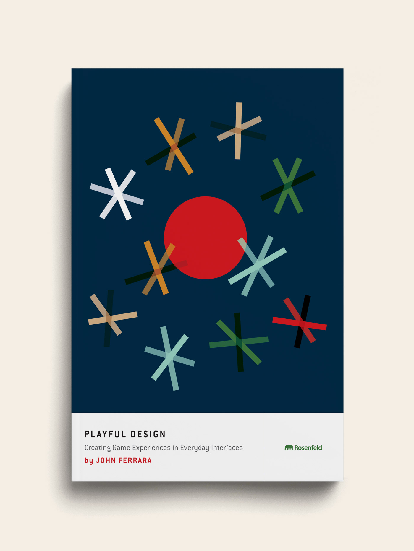 Playful Design - Rosenfeld Media Book Cover Series - The Heads of State