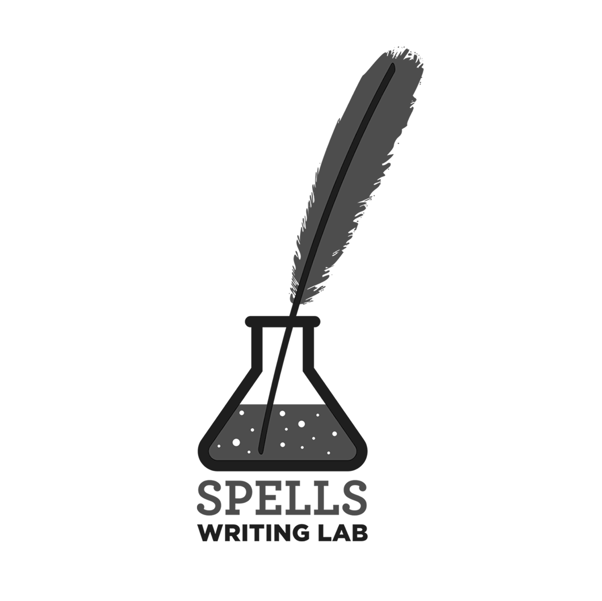 Spells Writing Lab Logo - The Heads of State