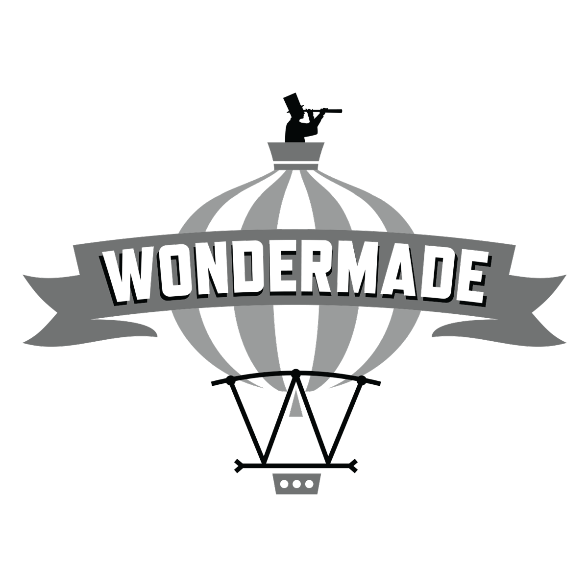 Wondermade Logo - The Heads of State