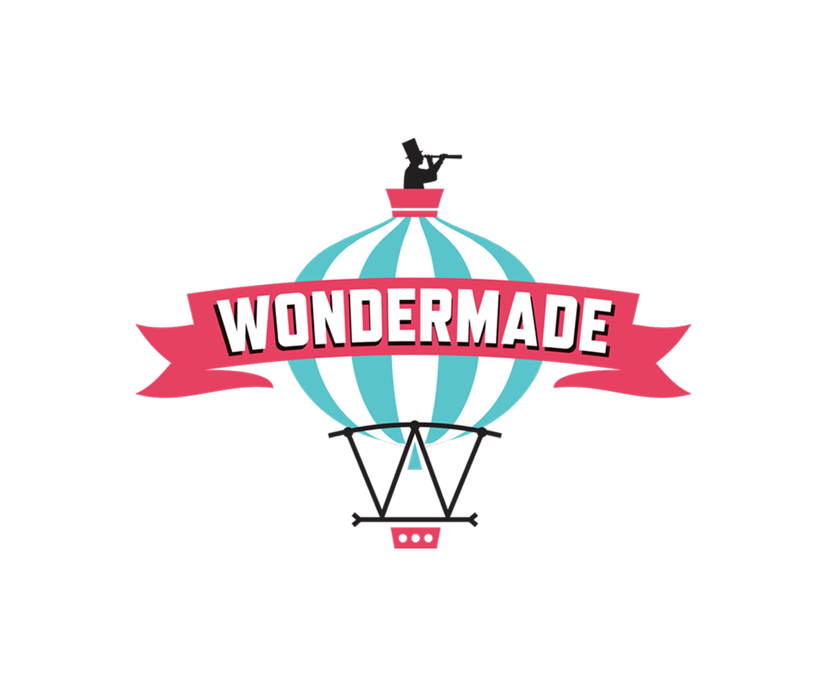 Wondermade Logo – The Heads of State