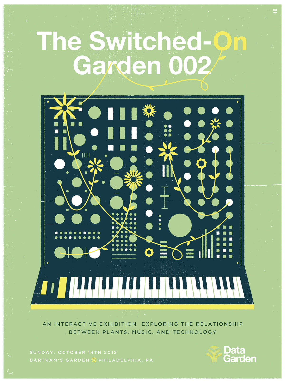 Data Garden Poster - The Heads of State