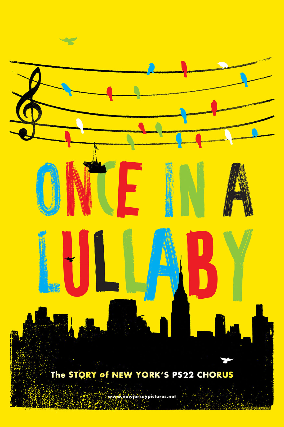 Once in a Lullaby Poster - The Heads of State