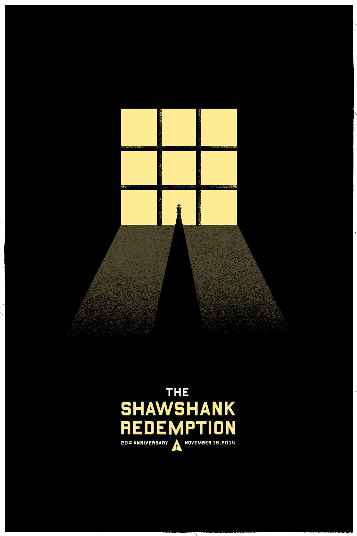 Shawshank Redemption Poster - The Heads of State