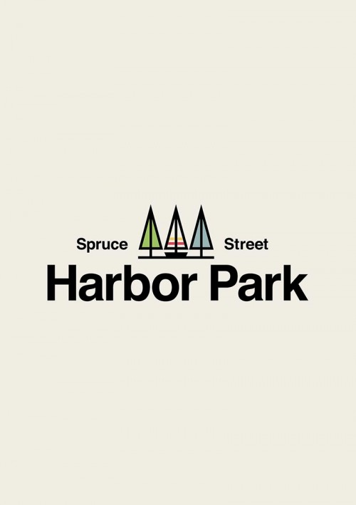 Harbor Park Logo - The Heads of State