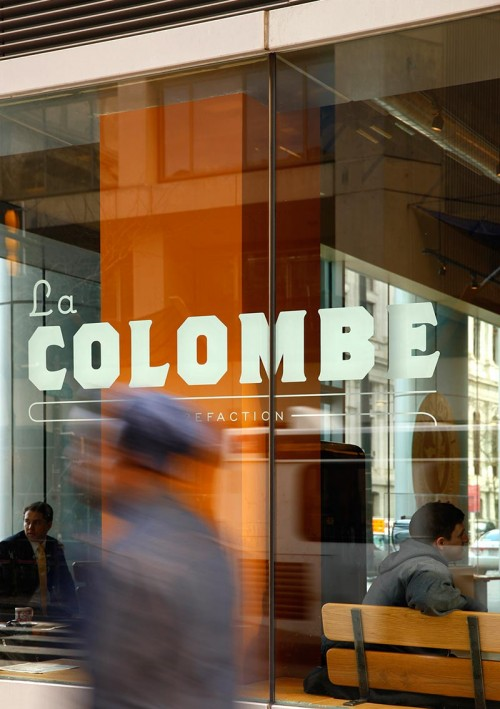 La Colombe - The Heads of State