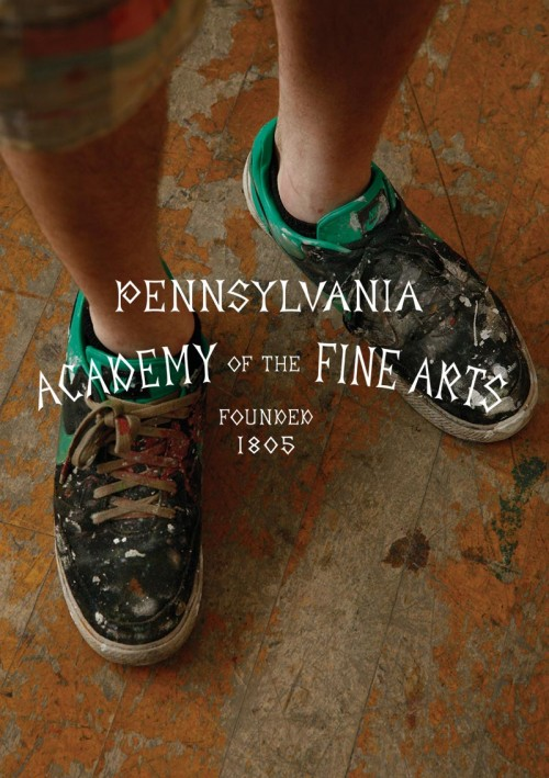 Pennsylvania Academy of the Fine Arts - The Heads of State