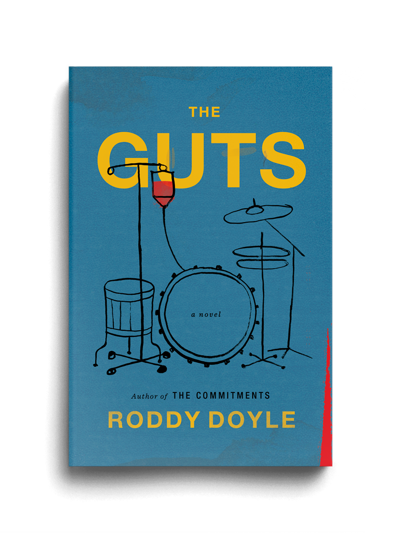 Roddy Doyle – The Guts Book Cover – The Heads of State