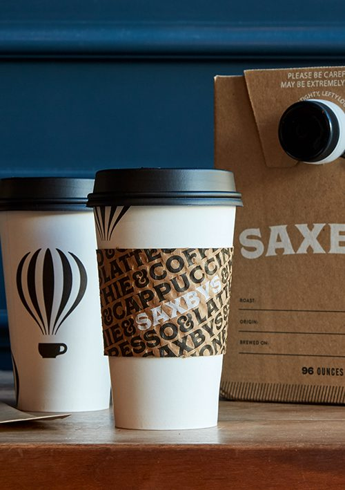 Saxbys Coffee is a Philadelphia institution